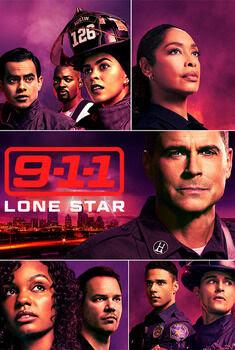 9-1-1: Lone Star 2ª Temporada Torrent - WEB-DL 720p/1080p Legendado