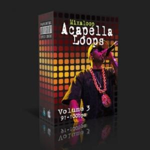 Download [dead] Mixaloop Acapella Loop Pack 3 [WAV] » AudioZ