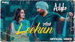 Leekan By Amrinder Gill Download Punjabi Video