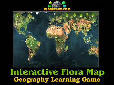 World Flora Map Explorer