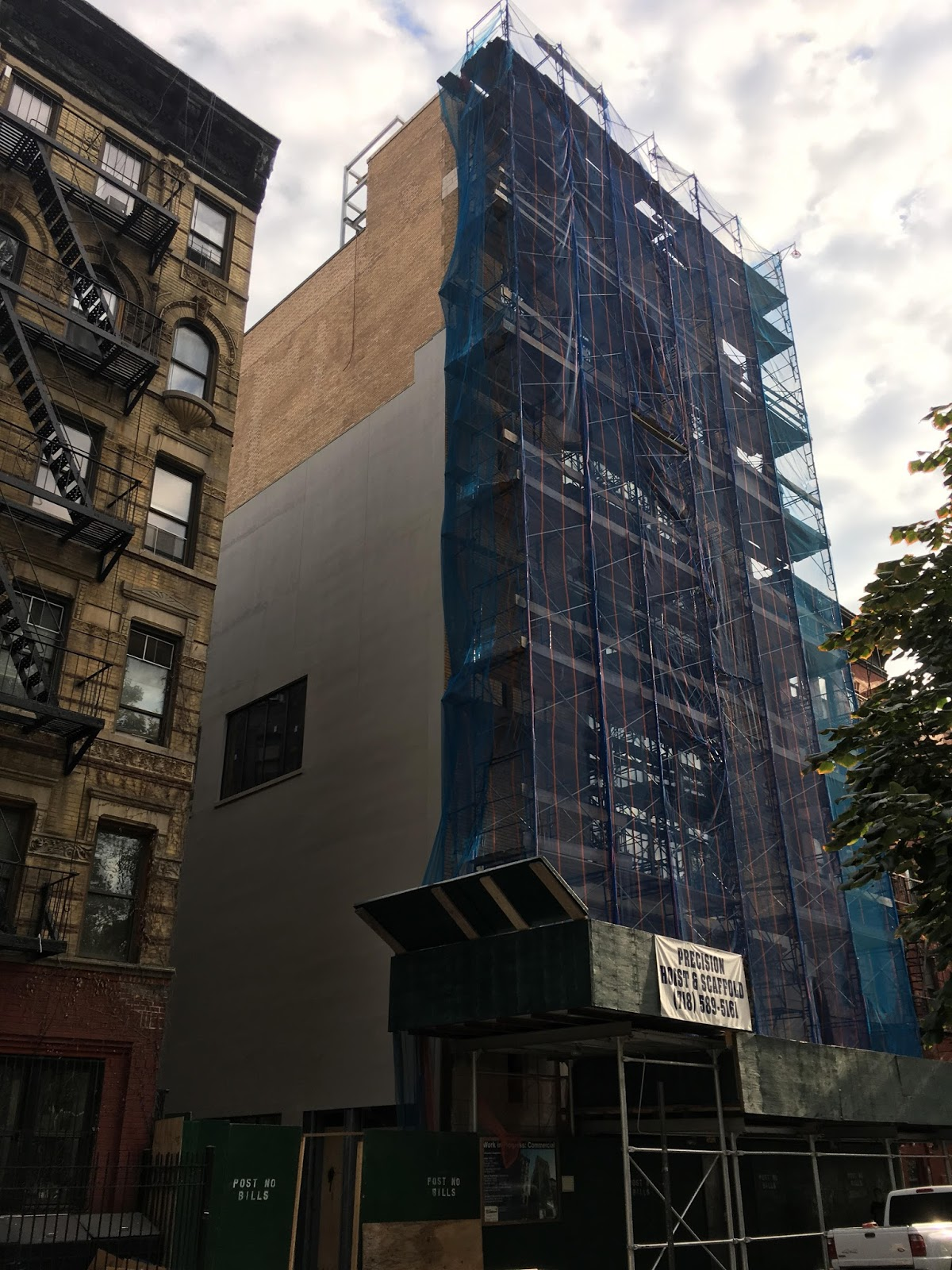 EV Grieve: [Updated] Construction watch: 421 E. 6th St.