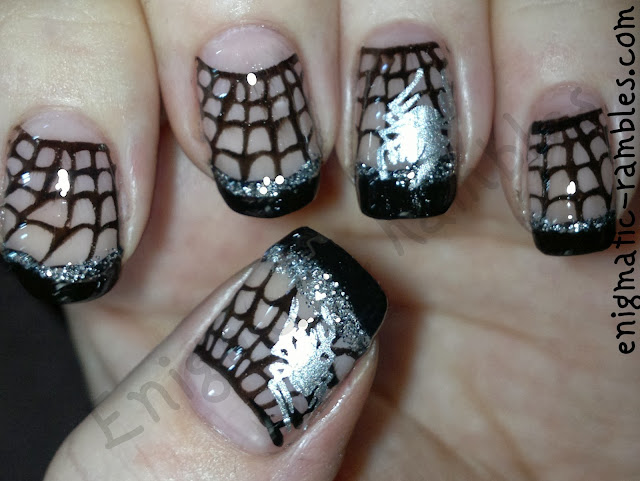 Spider-Web-halloween-Nails-Inspired-by-imPRESS