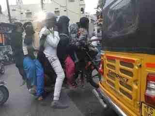 एक सामाजिक चिंतन - यातायात कानून से जरूरी है जनसंख्या नियंत्रण कानून | Gyansagar ( ज्ञानसागर )