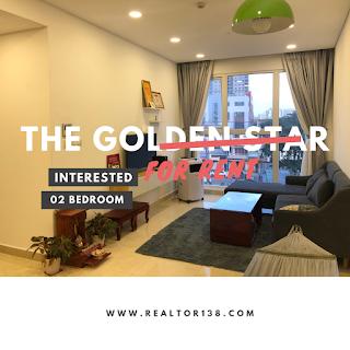 căn hộ 2 phòng ngủ chung cư the golden star đường nguyễn thị thập quận 7