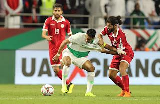 اهداف وملخص مباراة قطر والسعودية 2-0 اليوم 17/1/2019 AFC Asian Cup Saudi Arabia vs Qatar