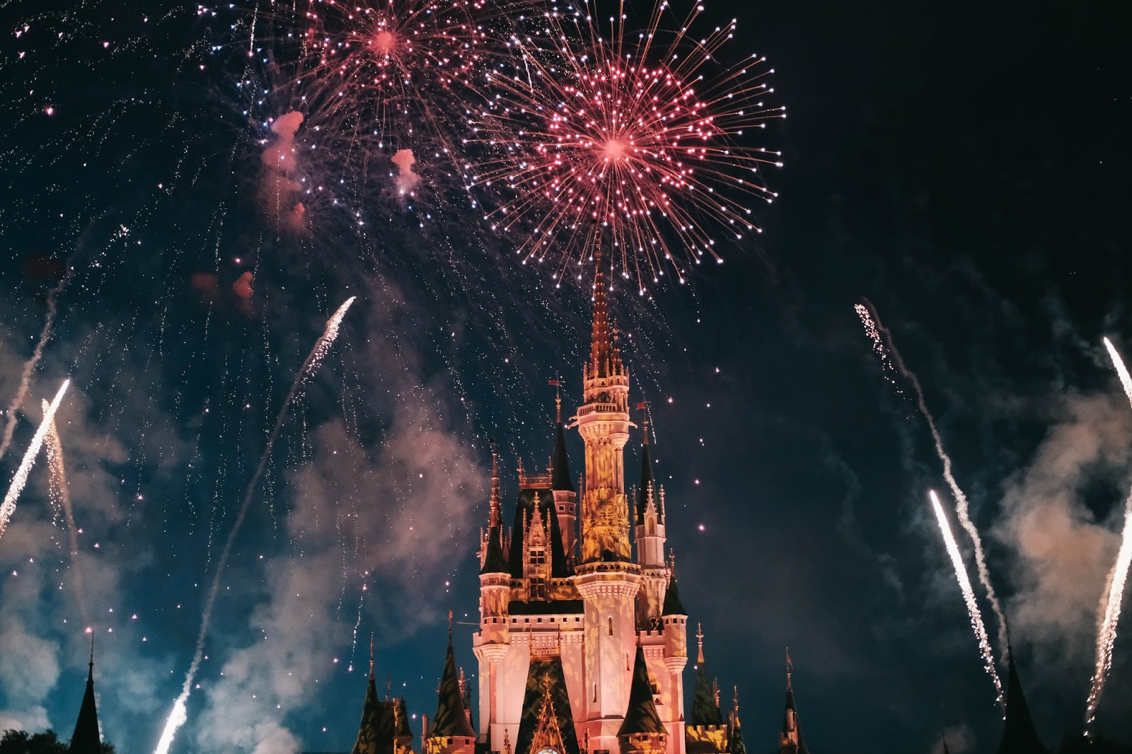 Disney World Happily Ever After Fireworks