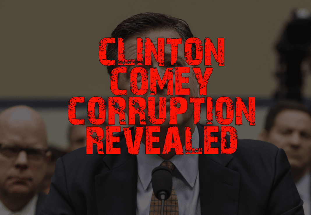 Comey brother clinton foundation