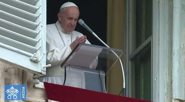 Papa Francisco anima a tener compasión que no es sentimentalismo sino amor concreto