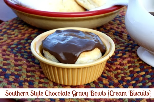 Mommy S Kitchen Recipes From My Texas Kitchen Southern Style Chocolate Gravy Cream Biscuits