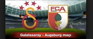 Taraftarium24 Galatasaray - Augsburg izle