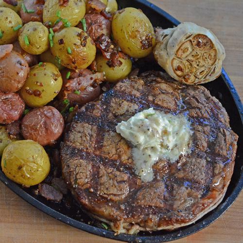 Certified Angus Beef Brand Ribeye Steak from Food City