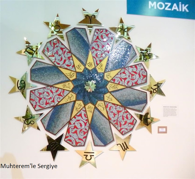 mozaik sergisi