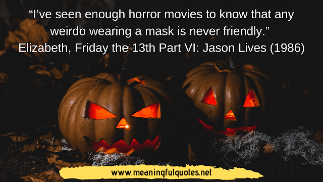 halloween quotes with friends