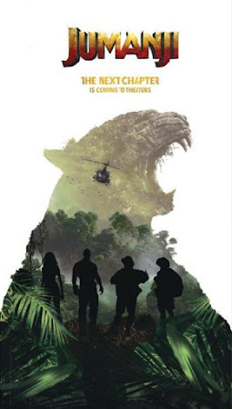 Poster Of Jumanji: The Next Level 2019 Watch Online Free Download