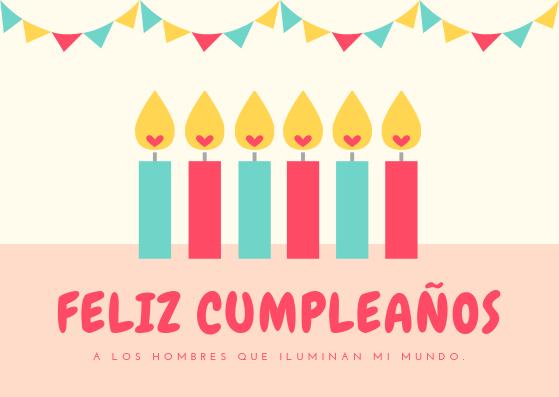 feliz cumpleaños deseos mamá