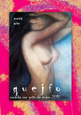Quejío, Córdoba con Grito De Mujer 2015