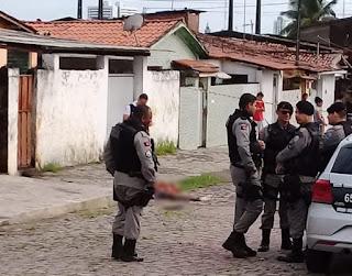 VÍDEO: Suspeitos de matar homem a 'pauladas' e de outros homicídios são presos, em JP