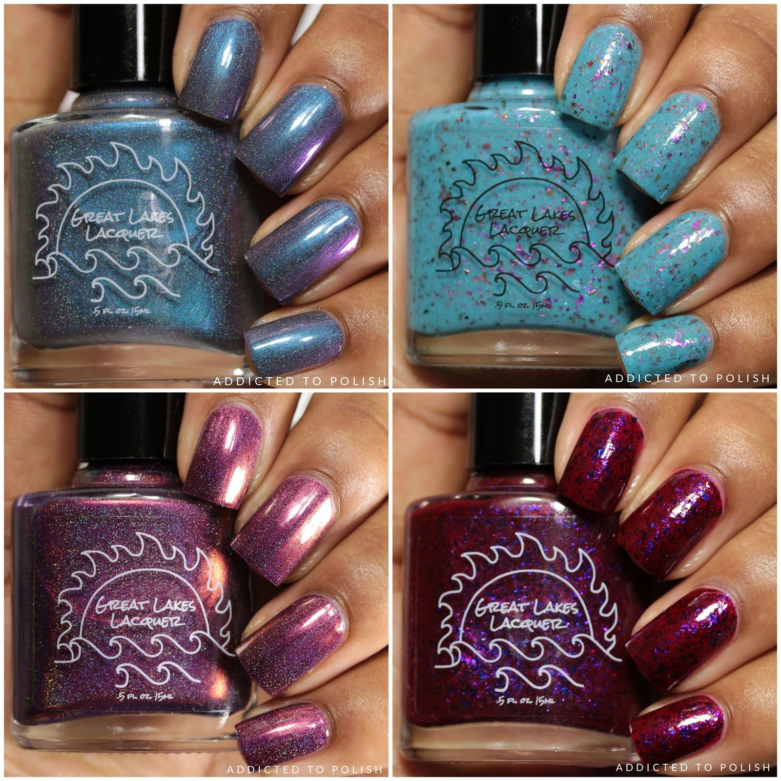 Star dust nail lacquer guerlain 25 - Read More