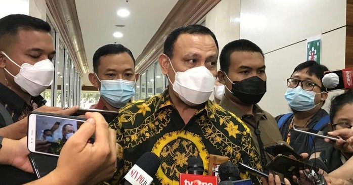 Tanggapan Firli Soal Disebut Sengaja Incar 75 Pegawai KPK Tak Lulus TWK