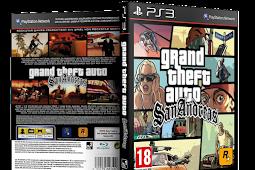 Grand Theft Auto San Andreas PS3 CFW