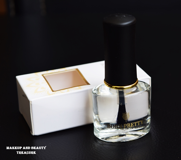 Born Pretty No Smudge Top Coat Review