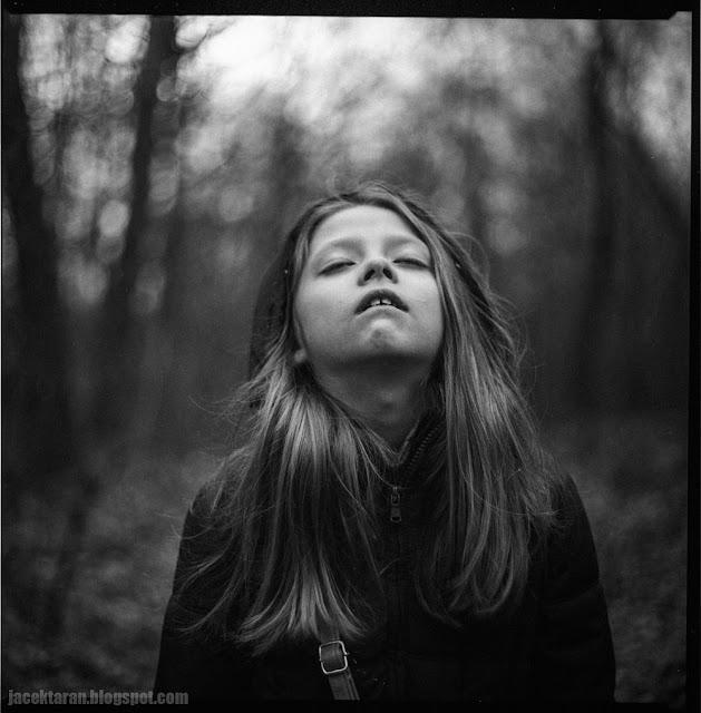 fotografia dzieci, fotografia portretowa, krew, jacek taran, cykl