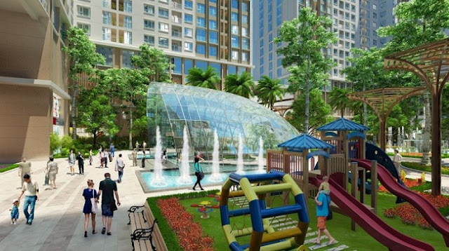 Tiện ích Chung cư ParkView Residence Dương Nội Hà Đông