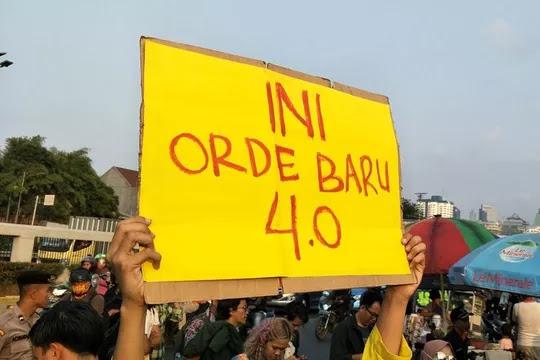 Pak Jokowi Harus Hati-hati, Demo Mahasiswa di Mana-Mana Ini Ngeri-ngeri Sedap