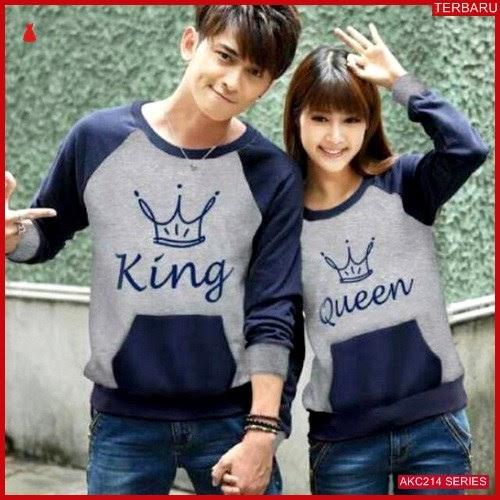 AKC214S52 Sweater Couple Anak 214S52 King BMGShop