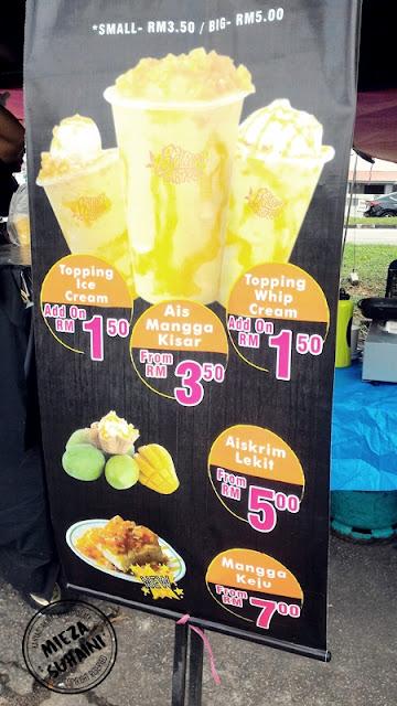 VIRAL!! Barang Mangga dan High Taste Kitchen Melanda Taman Daya
