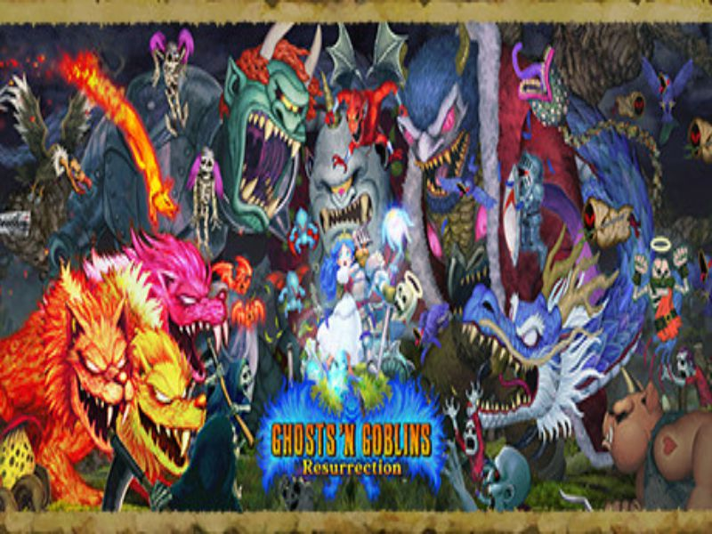 Download Ghosts 'n Goblins Resurrection Game PC Free