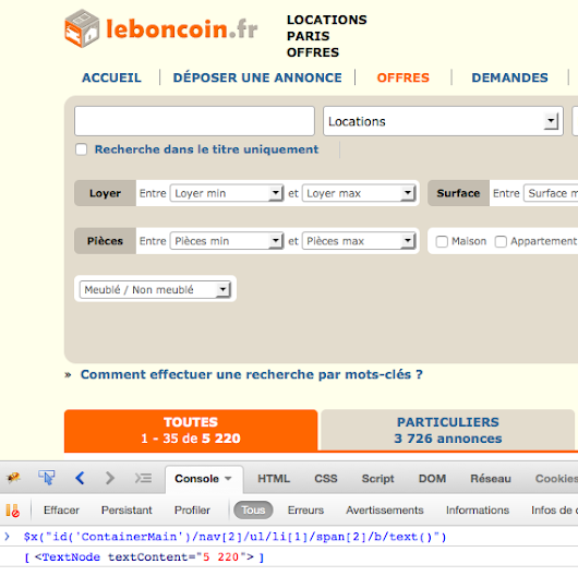 Le bon coin : Making-off #dataleboncoin