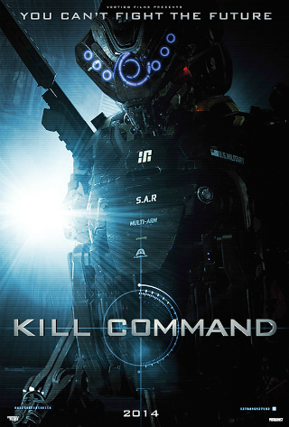 Kill Command [2016] [DVDR] [NTSC] [CUSTOM – HD] [Subtitulado]