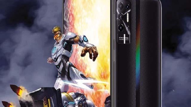 الإعلان عن هاتف Tecno Pova 2 مع بطارية ضخمة تبلغ 7000 مللي أمبير في الساعة