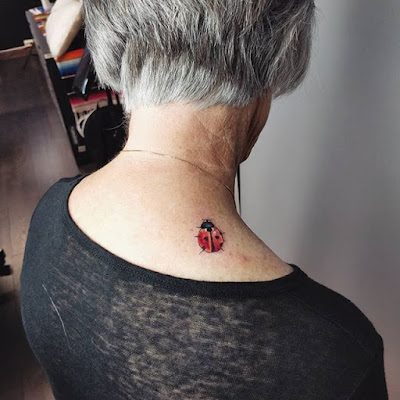belong to the family of beetles referred to as Coccinellidae 44+ Best Ladybug Tattoos Ideas Designs For Summer 2019