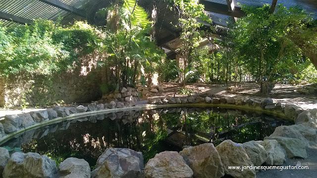 Jardín Americano de la Isla de la Cartuja