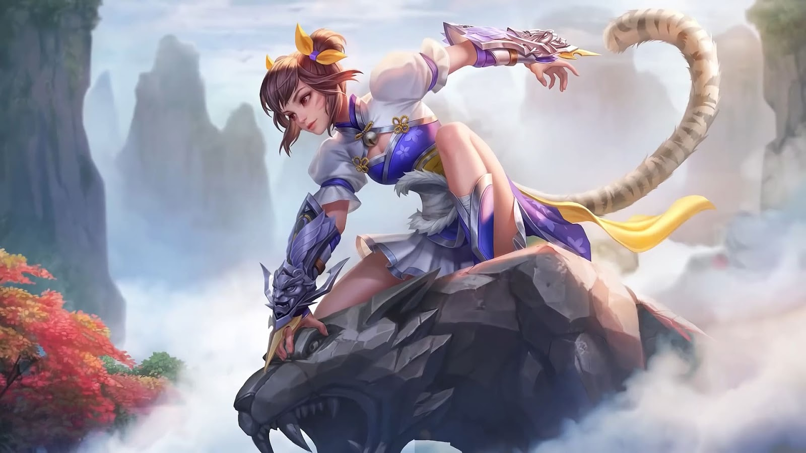 5+ Wallpaper Wanwan Mobile Legends Full HD For PC, Android