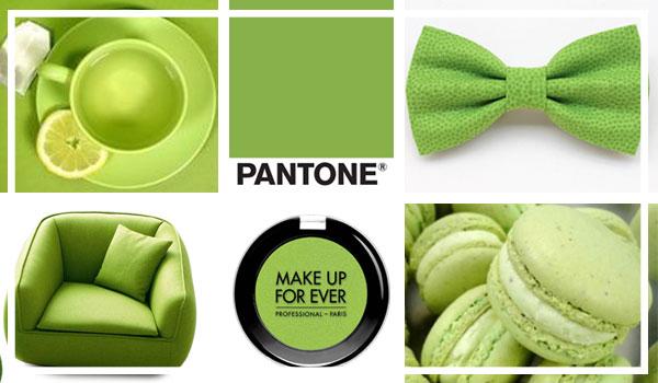 colore pantone 2017 greenery