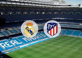 Реал Мадрид - Атлетико М смотреть онлайн бесплатно 01 февраля 2020 прямая трансляция в 18:00 МСК.