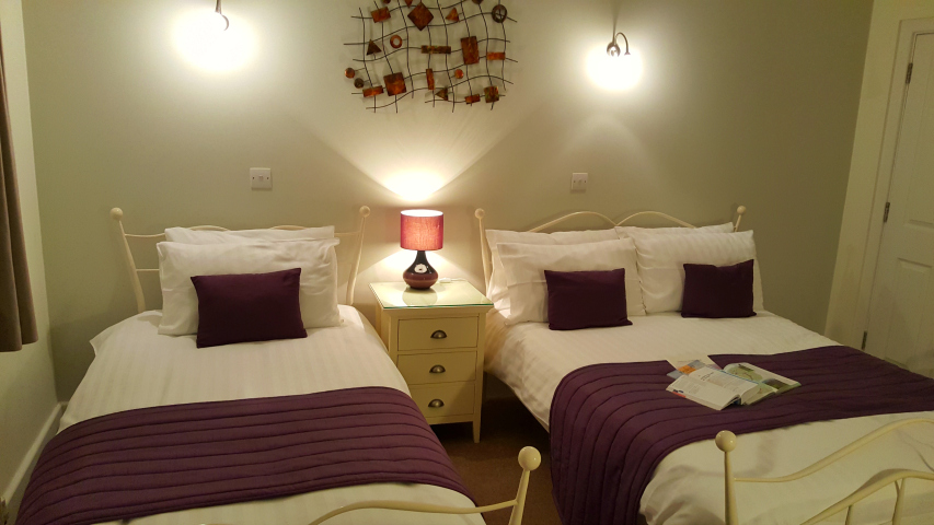 Large family Purple Room at Highlands of Highworth