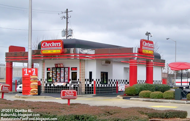 Fast Food Restaurants In Auburn Al