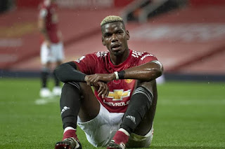 Solskjaer confirms Paul Pogba will miss the rest of February through injury