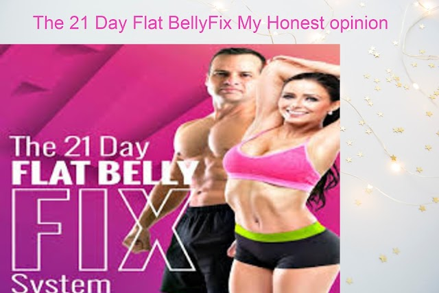 The Flat Belly Fix Reviews - My Honest Opinion - Wk Reviews