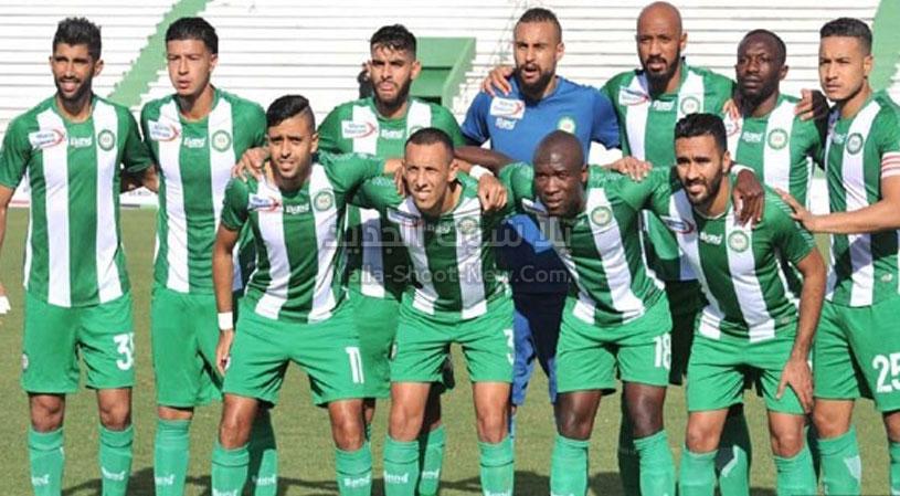 أولمبيك خريبكة يتغلب على فريق حسنية اكادير في الدوري المغربي