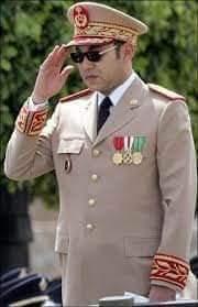تهنئة مرفوعة إلى صاحب الجلالة الملك محمد السادس نصره الله بمناسبة 14 ماي الذكرى 64 لتأسيس القوات المسلحة الملكية المغربية