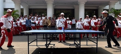 Sejarah Permainan Tenis Meja di Dunia Indonesia