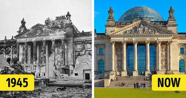 Reichstag là một tòa nhà lịch sử tọa lạc tại thủ đô Berlin, Đức. Đây được xem là một trong những điểm thu hút du khách phổ biến nhất tại nước này, nhưng hiếm người biết nó từng bị đốt cháy lần đầu tiên vào năm 1933. Một thập kỷ sau, tòa nhà lịch sử này tiếp tục bị tàn phá và cuối cùng phải bỏ hoang. Mãi đến năm 1999 thì tòa nhà mới được cho khánh thành lại nhằm phục vụ du khách.