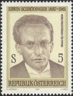 Austria 1987 Erwin Schrodinger
