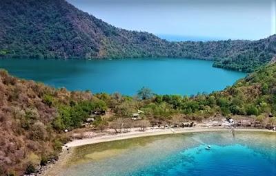 Danau di Pulau Misterius, Satonda