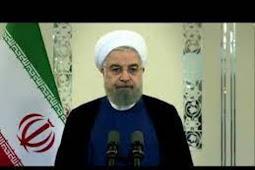Inilah Pidato Presiden Republik Islam Iran, Hassan Rouhani di Debat Umum PBB ke 75